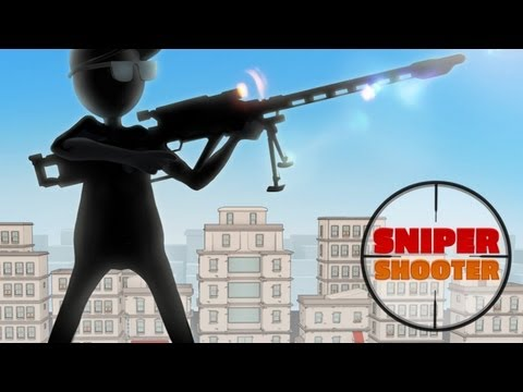 Sniper Shooter by Fun Games for Free - iPhone/iPod Touch/iPad - Gameplay HD