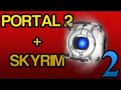 Portal 2 Dovahcore Helmet (where/how to make it)