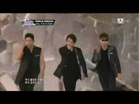 【hd】121011 Super Junior - Superman + Spy + Sexy,free & Single  Mcd Smile Thailand Concert video