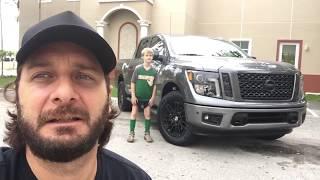 Nissan Titan Midnight Edition 2018   Detalles en vivo (feat. Luca Gabaldoni)