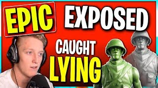 Epic Employee Sabotages Pro Player and Ruins Him! Fortnite Pay to WIN? Tfue 1v1s