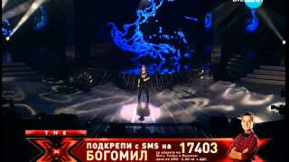 Bogomil Bonev -x factor Bulgaria-Michael Buble Feeling Good -hq.avi