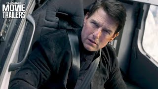 MISSION: IMPOSSIBLE - FALLOUT Trailer NEW (2018) - Tom Cruise Action Thriller