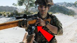 10 INSANE Details In Battlefield V