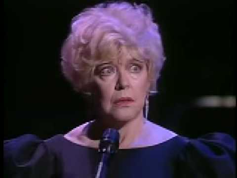 Dorothy Loudon - Sondheim Losing My Mind Medley