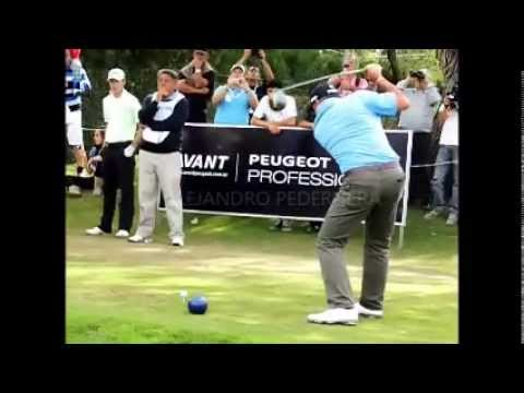 ANGEL CABRERA - SLOW MOTION -