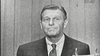 What's My Line? - Ralph Bellamy; Ricardo Montalban [panel] (Jan 19, 1958)