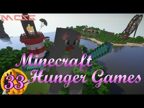 【Minecraft】ハンガーゲームズ 第33回 MCSG