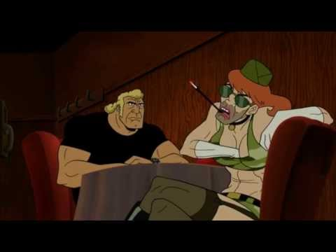Supercut: Venture Bros. - Best of Colonel Hunter Gathers
