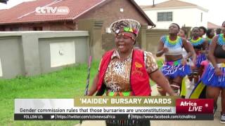 South Africa's virginity bursaries declared unconstitutional