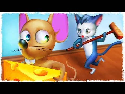 КОТ VS МЫШИ! КТО КОГО??? УГАР В RATTY CATTY!