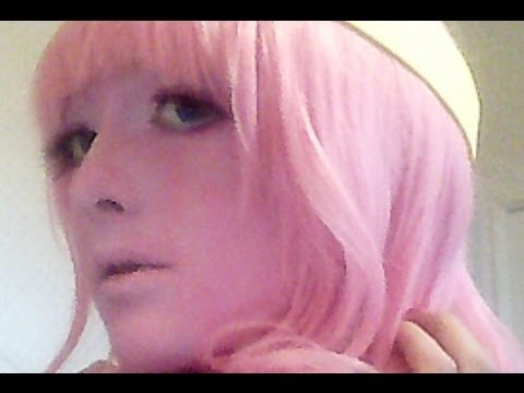 Princess Bubblegum Cosplay