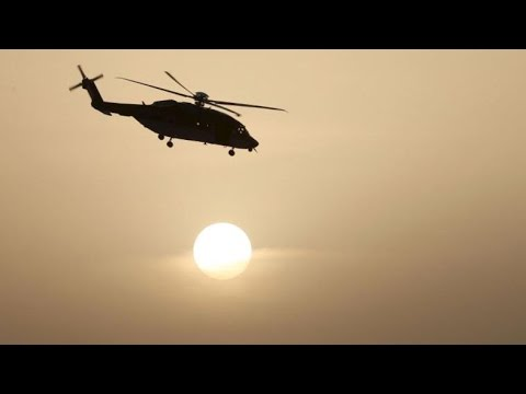 At least 12 killed in Libyan helicopter crash near Tripoli