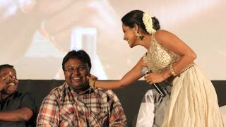 Ive always wanted to pinch Immans cheeks - Priya Anand