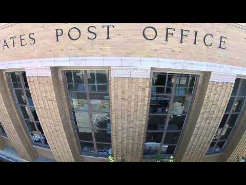 Napa Earthquake 2014 Quadcopter Test Video