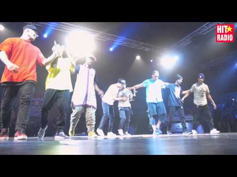 Reportage Red Bull BC One Morocco Cypher 2015 avec HIT RADIO