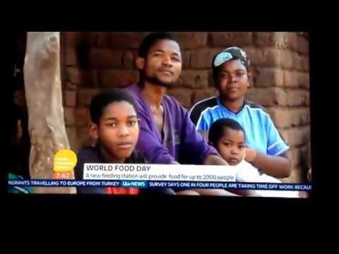 Charlotte Hawkins Time In Malawi