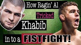 Khabib Nurmagomedov vs Al Iaquinta - [fighting like a BOSS]