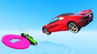 Will We Make The PRECISION JUMP? - GTA 5 Funny Moments