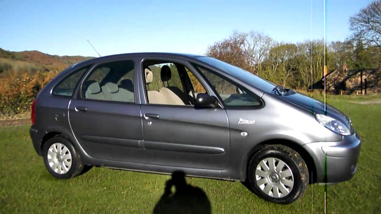 2006 56 citreon xsara picasso 1 6 hdi walkaraound youtube. Black Bedroom Furniture Sets. Home Design Ideas
