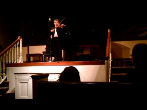 Peoples Baptist Academy Danny Satterfield - 04/30/2013