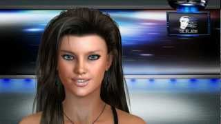 Virtual Assistant Denise 2012 Guile 3D Studio Hellena Skin