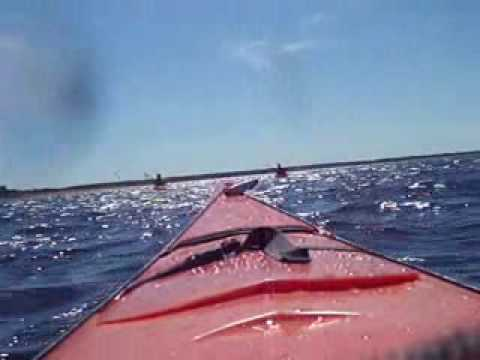Kayaking The Northumberland Strait