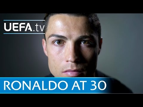 Cristiano Ronaldo: 30 goals for 30 years