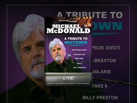 Michael McDonald - A Tribute Motown International
