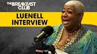Luenell Gushes Over Bruno Mars, Talks Katt Williams, LOL Comedy Honors + More