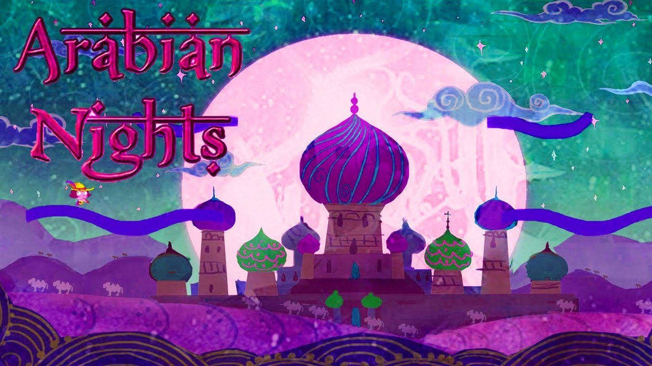 """arabian nights the story of the As marina warner points out, at the start of this enchanting book, """"the stories  themselves are shape-shifters"""", and the arabian nights, like """"one."""