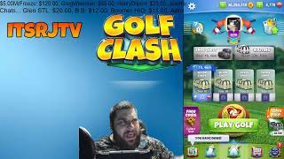 Golf Clash Tour 9 Chests needed