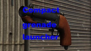 Gta V / Compact grenade Launcher