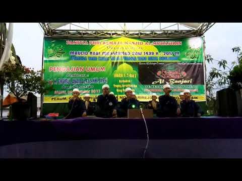 Al Awiyah Festival Al Banjari Driyorejo GRESIK (Harapan 2)