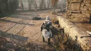 Assassins Creed Unity - FINISHERS