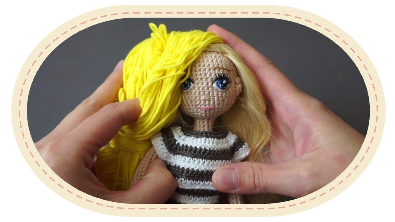 Вязание крючком куклы амигуруми мастер класс 84