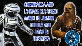 [EN] OG CHEWIE IS HERE AND HE BRINGS REBELS BACK IN THE META