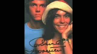 Watch Carpenters Youre The One video