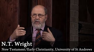 Video: Apostle Paul preached, Jesus is in control of the World - NT Wright