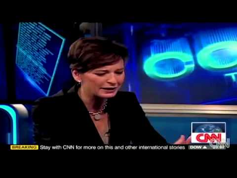 Mozhdah 2nd Cnn Interview With Becky Anderson video
