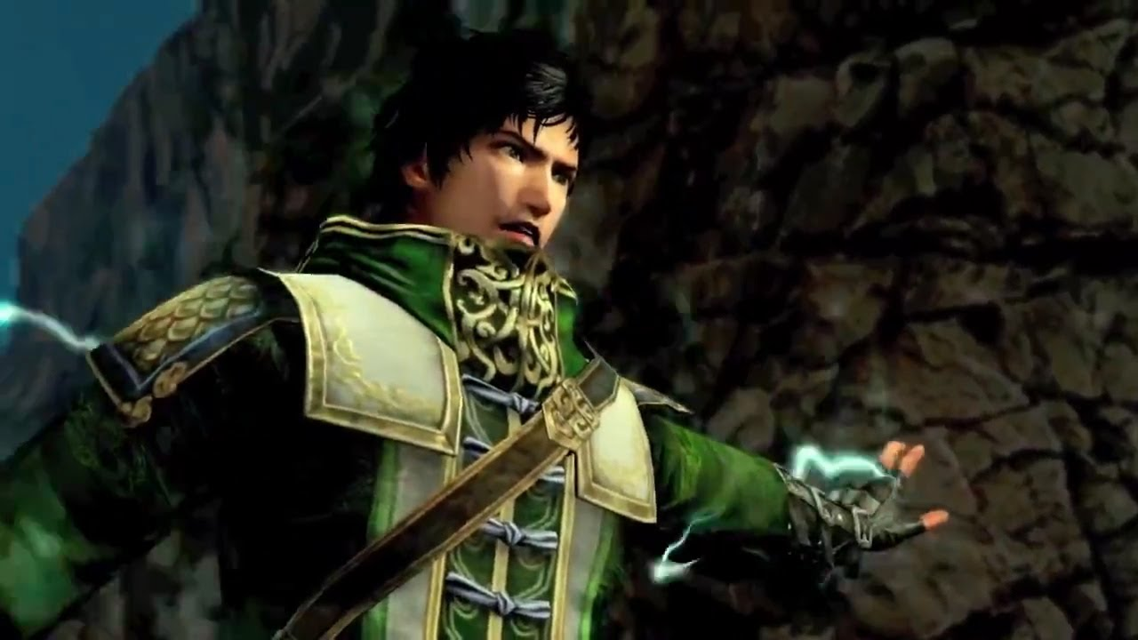 Displaying 16 gt  Images For - Dynasty Warriors Xu Shu   Xu Shu Wallpaper