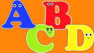 música do alfabeto | aprender abc e cantar canção | coleta de canções infantis em português