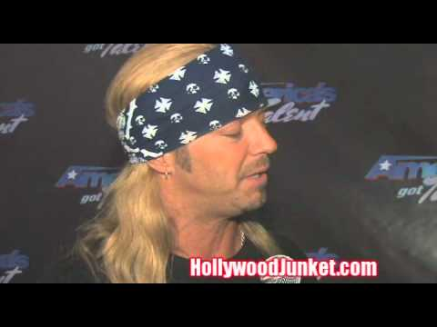 Bret Michaels to Host Miss Universe Pageant Video