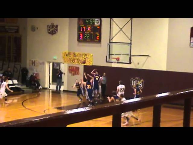 3-8-13 - Mitch Tormohlen goes glass for a deuce (Brush 19, Basalt 7)