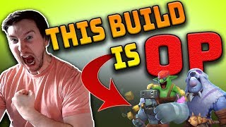 The most OP BUILD in the game right now! [NEW UPDATE!] 🔥 | Auto Chess Mobile Excoundrel