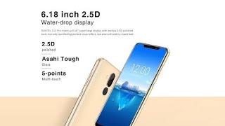 OUKITEL C12 pro specifications