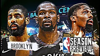 Brooklyn Nets NBA Season Preview: Kevin Durant | Kyrie Irving | Spencer Dinwiddie [2019-20]