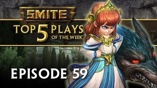 SMITE - Top 5 Plays #59