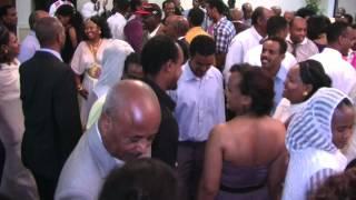 Eyerusalem and Haile Wedding