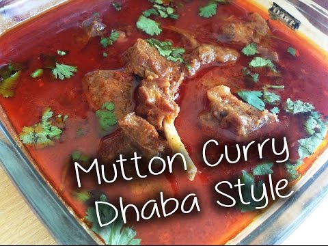 Mutton Salan or Shorba Gosht by chef shaheen